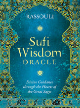 Load image into Gallery viewer, Oracle Cards - Sufi Wisdom Oracle