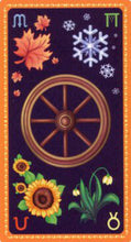 Load image into Gallery viewer, Tarot Cards - Wheel of the Year Tarot