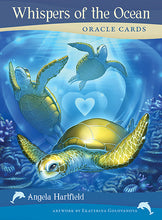 Load image into Gallery viewer, Oracle Cards - Whispers of the Ocean Oracle