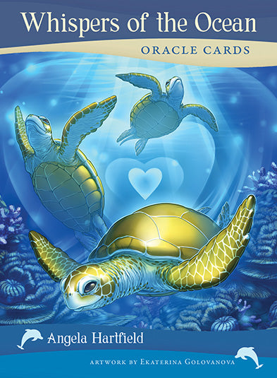 Oracle Cards - Whispers of the Ocean Oracle