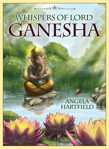 Oracle Cards - Whispers of Lord Ganesha Oracle
