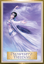 Load image into Gallery viewer, Oracle Cards - Wisdom of the Golden Path Oracle