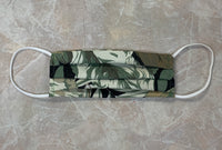 ADULT Fabric Face Cover - Jungle Camo