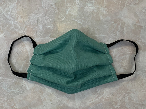 ADULT Fabric Face Cover - Aqua
