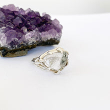 Load image into Gallery viewer, Quartz eye ring-READY TO SHIP