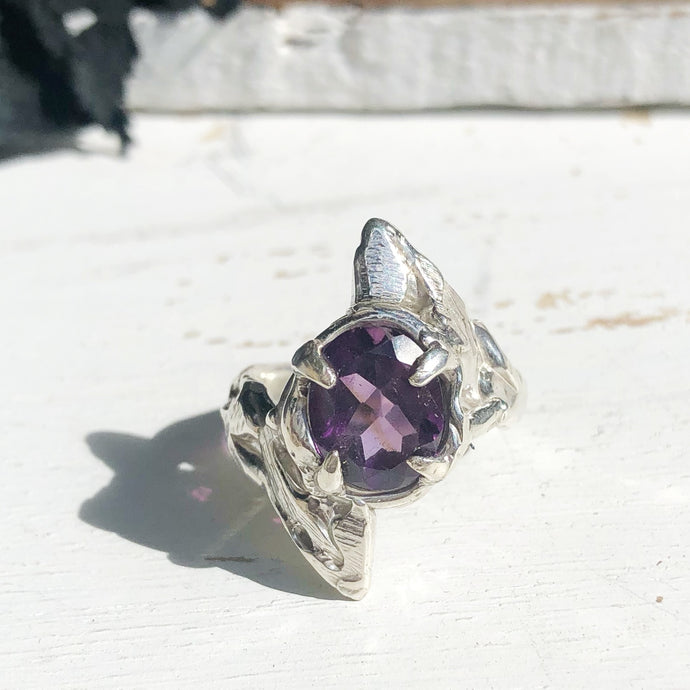 Comet ring- READY TO SHIP