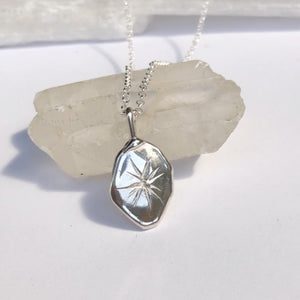 Comet necklace- MADE TO ORDER