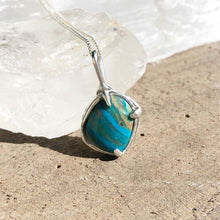 Load image into Gallery viewer, Peruvian opal necklace- READY TO SHIP