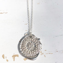 Load image into Gallery viewer, Ancient coin necklace- READY TO SHIP