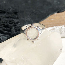 Load image into Gallery viewer, Dotted moon ring-MADE TO ORDER