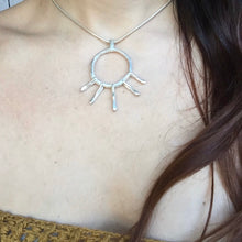 Load image into Gallery viewer, Rising sun necklace- MADE TO ORDER