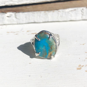 Ocean ring- READY TO SHIP