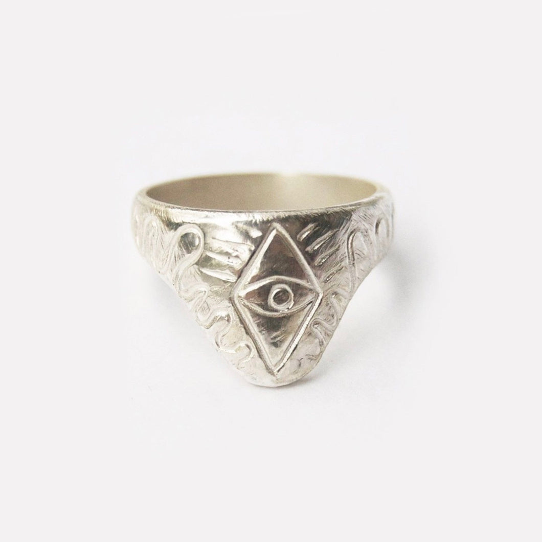Mystic eye ring- MADE TO ORDER
