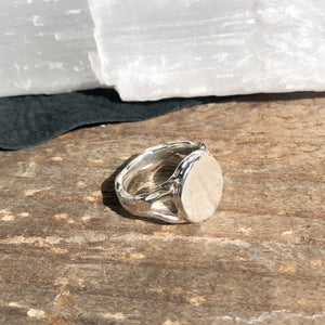 Forest ring- MADE TO ORDER