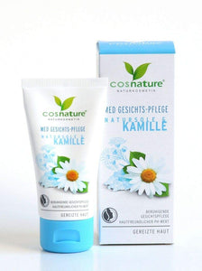 COSNATURE Natural Face Cream with Brine and Camomile MED - 50 ml Vegan