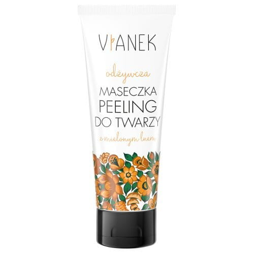 VIANEK - Nourishing Facial Smoothing Peeling Mask - 75 ml