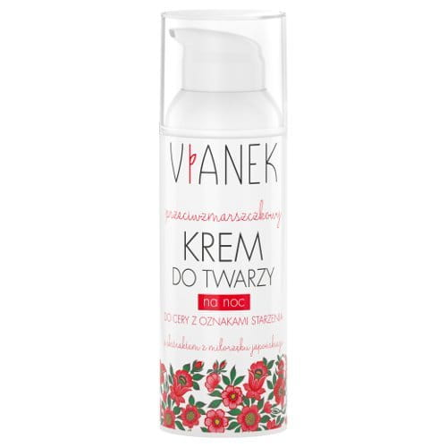 VIANEK - Line-Reducing Night Cream - 50 ml