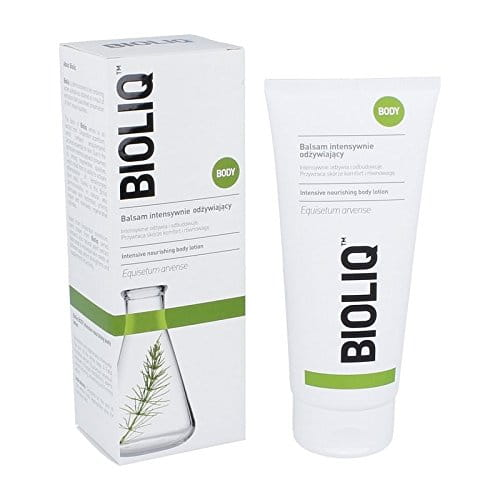 BIOLIQ BODY - Nourishing body lotion - 180 ml - Intensively nourishes and regenerates. Restores skin comfort and balance.