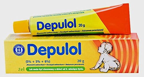 DEPULOL gel 20 g - Product is helpful in colds, with the accompanying difficulty of coughing. The product is intended for traditional use in these states and its effectiveness is based exclusively on long term use and experience.