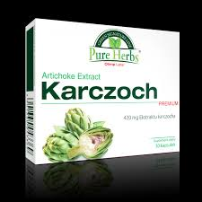 Artichoke Premium - 30 capsules - 420 mg of Artichoke Extract in 1 Capsule OLIMP