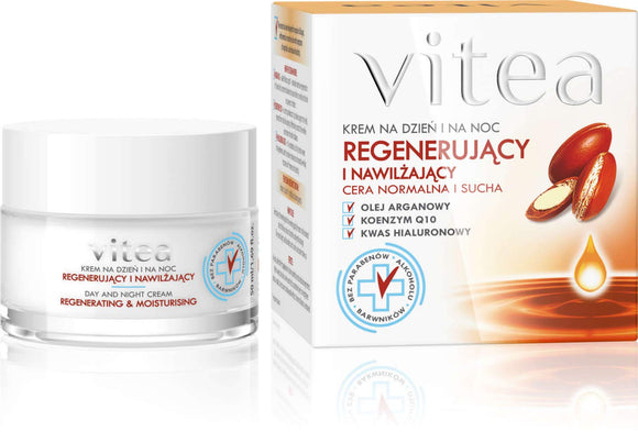 VITEA - Nourishing-Regenerating Day And Night Cream - 50 ml