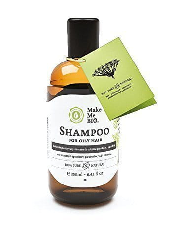 MAKE ME BIO - Shampoo For Oily Hair - 250 ml