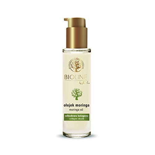 BIOLINE - Moringa Oil 100% Pure - Collagen Reconstruction - 50 ml