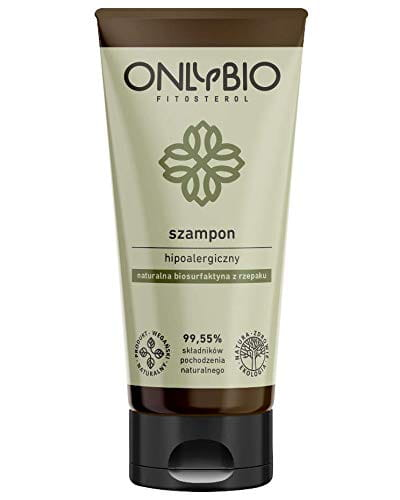 ONLYBIO - Hypoallergenic Shampoo For Normal Hair - 200ml - VEGAN