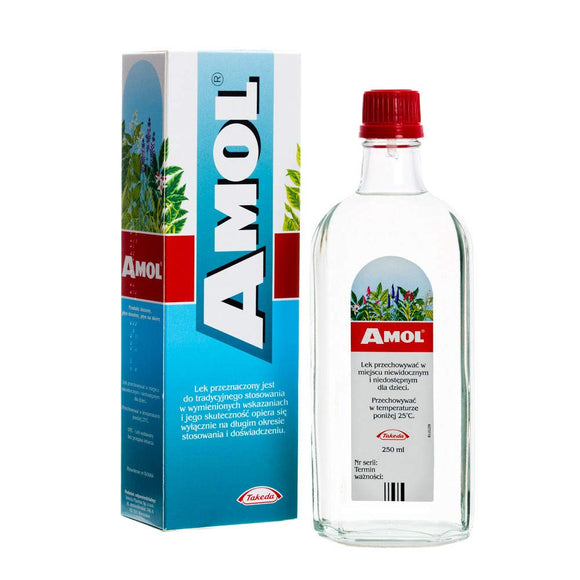 Amol 250ml Multi Purpose Tonic, Herbal, Internal and External Use