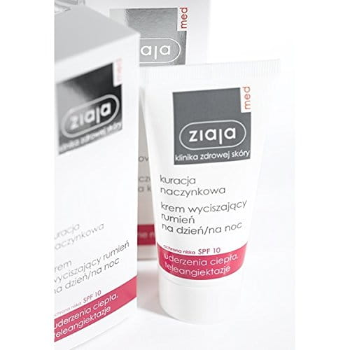 ZIAJA MED - CAPILLARY TREATMENT - CALMING CREAM - DAY/NIGHT - 50ml