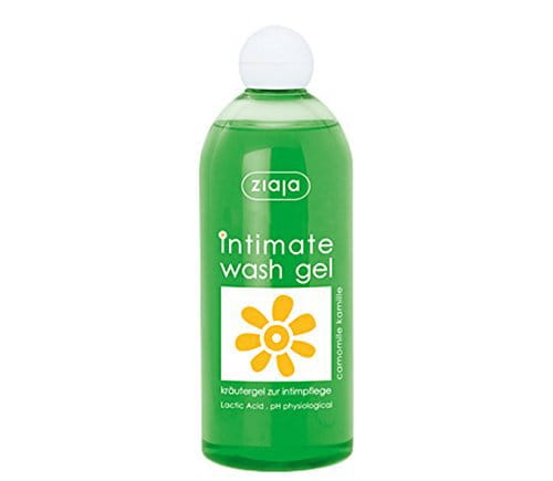 ZIAJA - INTIMA HERBAL INTIMATE HYGIENE WASH GEL CHAMOMILE - 200ml