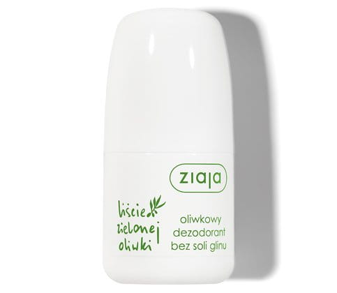 ZIAJA OLIVE LEAF ROLL-ON DEODORANT 60 ml