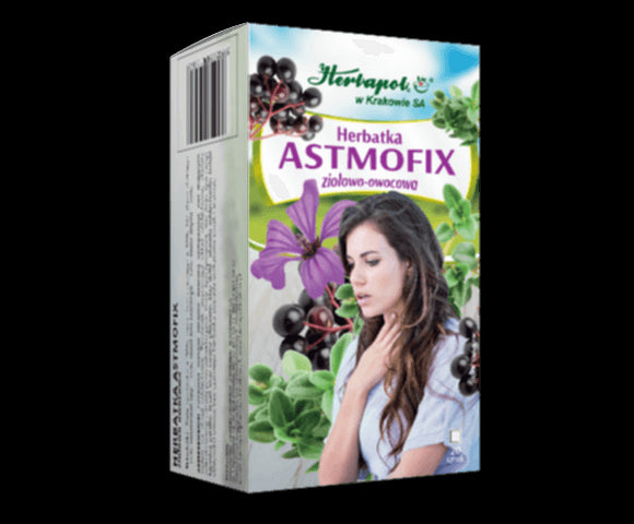 HERBAPOL - ASTMOFIX TEA - Herbal-fruit Tea 20 Sachets