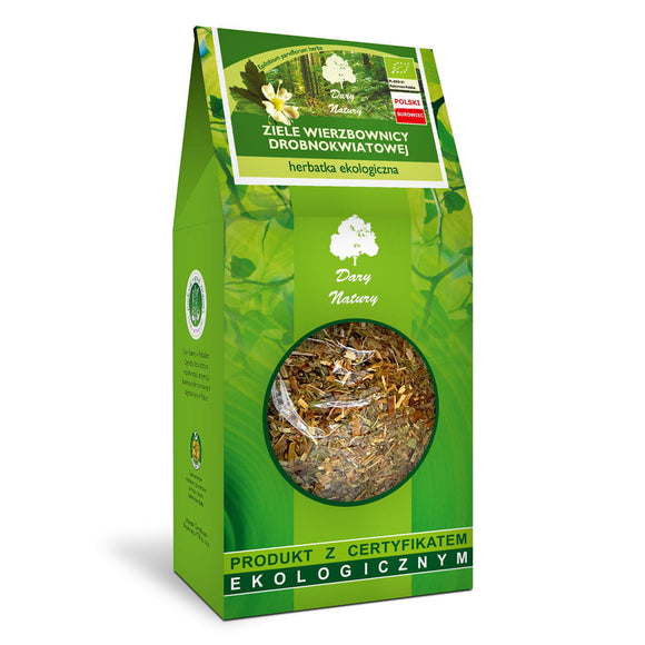 DARY NATURY - HOARY WILLOWHERB - Herb - 200Grams - ORGANIC  - Tea for Urinary Prostate System