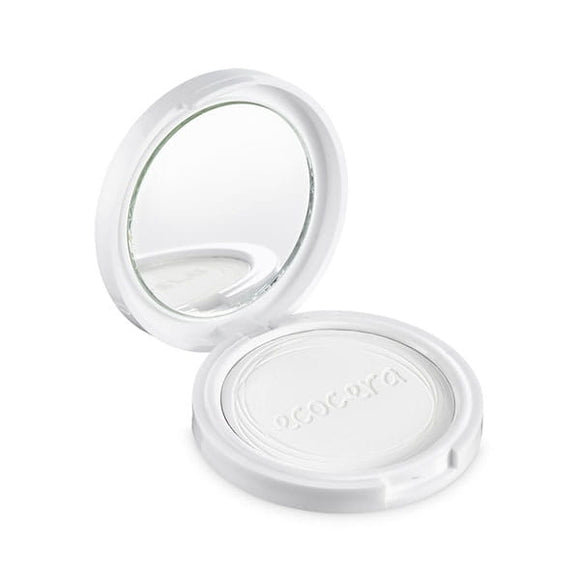 Ecocera Face Setting Powder Transparent Bamboo Pressed Powder Hypoallergenic Natural Vegan 10g