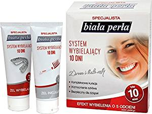 BIALA PERLA - 10 DAY SYSTEM TEETH WHITENING KIT -