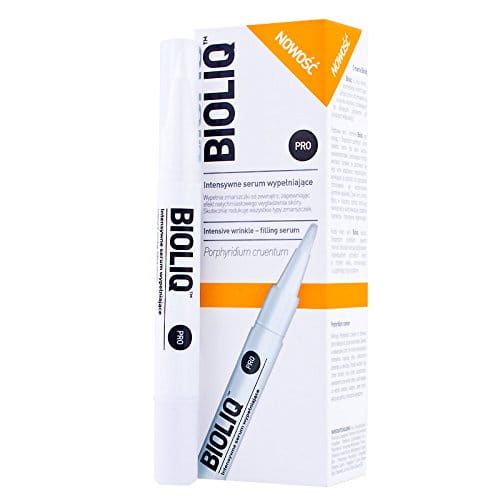 BIOLIQ SERUM - INTENSIVE ANTI WRINKLE - FILLING SERUM HYALURONIC ACID AND  COLLAGEN
