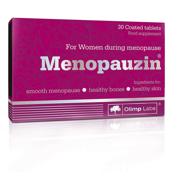 MENOPAUZIN 30 COATED TABLETS