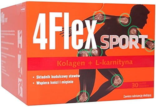 4 Flex New Generation Collagen 30sachets
