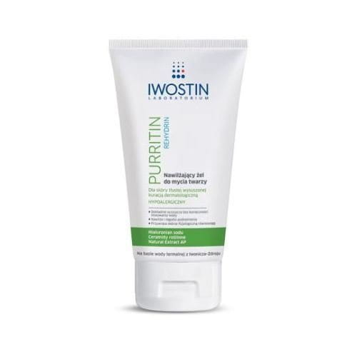 IWOSTIN PURRITIN - FACE CLEANSING GEL - 150 ML