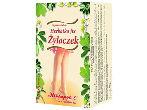 HERBAPOL - TEA FIX AGAINST VARICOSE VEINS - 20 sachets