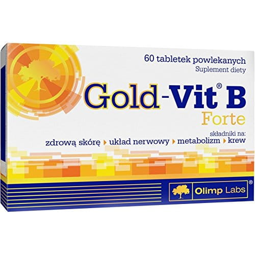 GOLD VIT B FORTE - 60 Tablets