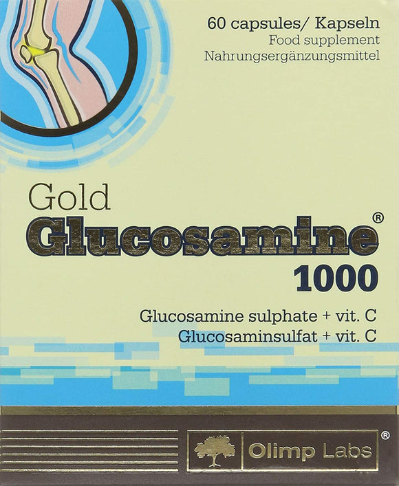 Olimp Gold Glucosamine 1000 - Pack of 60 Capsules