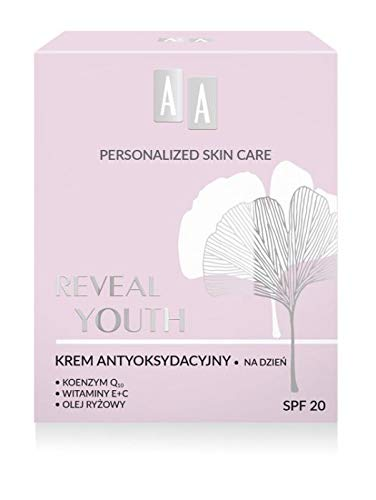 AA REVEAL YOUTH - Antioxidant Day Cream - 50 ml