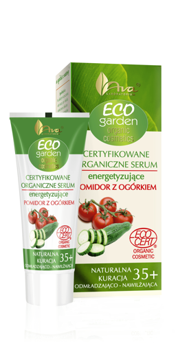 AVA ECO GARDEN Serum Tomato With Cucumber -  30 ml