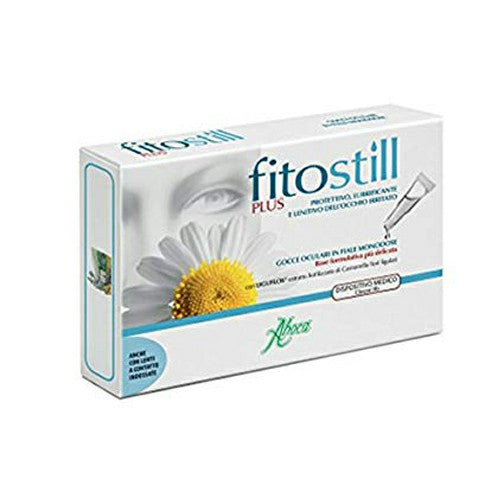 Fitostill Plus Oiling Eye Drops 10 x 0.5 ml