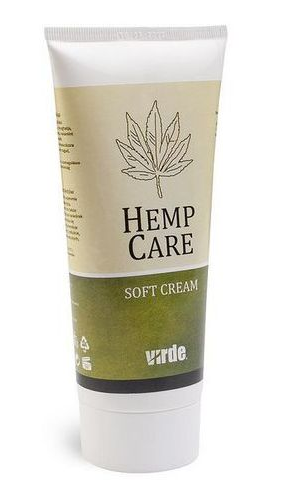 VIRDE Hemp Care Hemp Cream - 200 ml