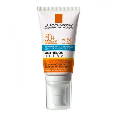 LA ROCHE-POSAY ANTHELIOS ULTRA - Fragrance-free Cream For Skin Of Face And Around Eyes SPF 50 - 50 ml