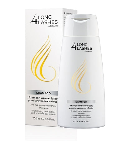 LONG 4 LASHES Strengthening Anti-Hair Loss Shampoo - 200ml