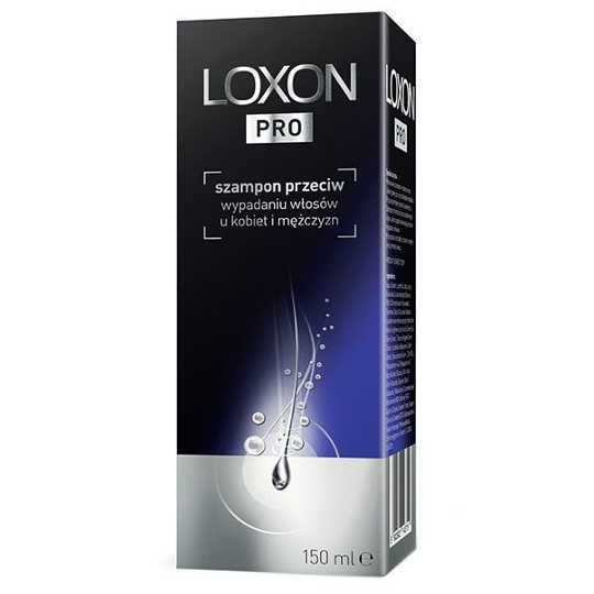LOXON PRO - Anti-hair Loss Shampoo For Women And Men - 150ml